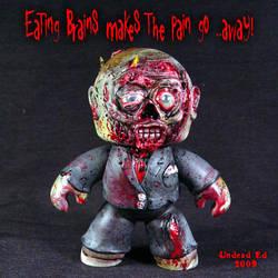 Zombie Mighty Muggs ROTLD