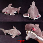 Shaun the Shaky Shark OOak