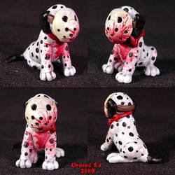Jason Voorhees dog MACHETE