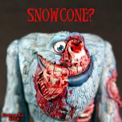 Zombie Abominable SNOWCONE