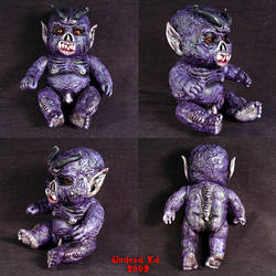 Rot Tot Mini Demon Baby Gorlac