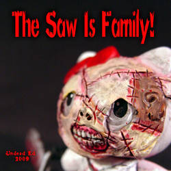 Hello Kitty 7 Saw Is Family