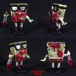 Zombie Spongebobsquarepants