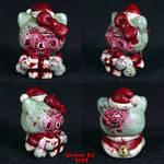Zombie Hello Kitty XMAS