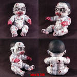 Rot Tot Ghilan Ghoul Baby Doll