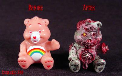Killer Care Bear ROT BEAR COMP