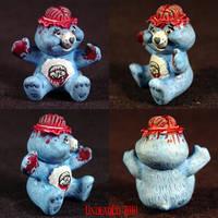 Killer Care Bear Brainy Bear1