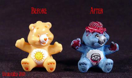 Killer Care Bear Brainy Comp