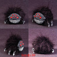 Kellandra The Spider Plush by Undead-Art
