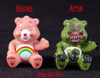 Killer Care Bear Swamp compare