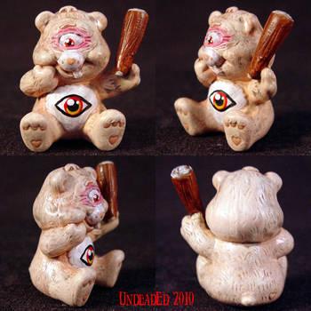 Killer Care Bear Cyclops by Undead-Art