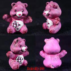 Killer Care Bear Stumpy Bear