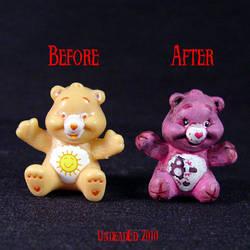 Killer Care Bear StumpyCompare