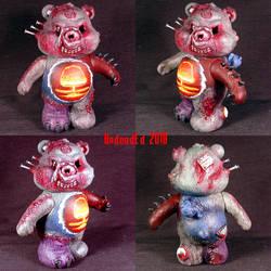 Killer Care Bear CHAOS The GOD