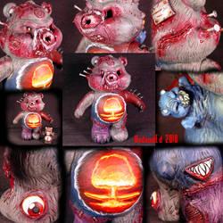 Killer Care Bear Chaos God 2