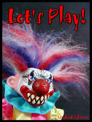 Giggles The Crazy Clown Troll2 by Undead-Art
