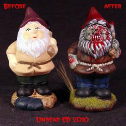 Punwyn The Zombie Gnome compar