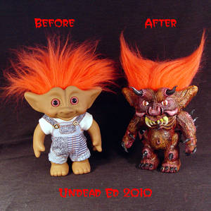 Malphas The Imp Troll compare