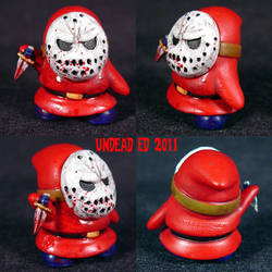 Jason Style Shy Guy Maskass by Undead-Art