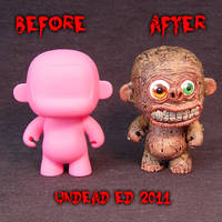 Munny Style Cheeks compare by Undead-Art