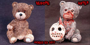 Bear with Jason compare