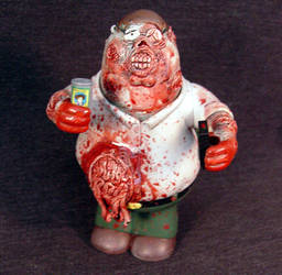 Zombie Peter Griffin by Undead-Art