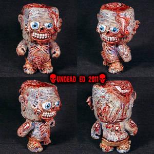Zombie Dunny Round head Figure