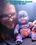 Rot Tot Dumpster Danny by Undead Ed OOAK by Undead-Art