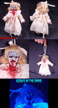 Glow In The Dark Catalina the Ghoul by Undead