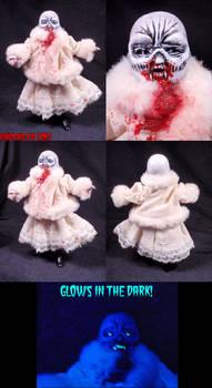 Glow In Dark Rot Tot Mini Izabella the Vampire