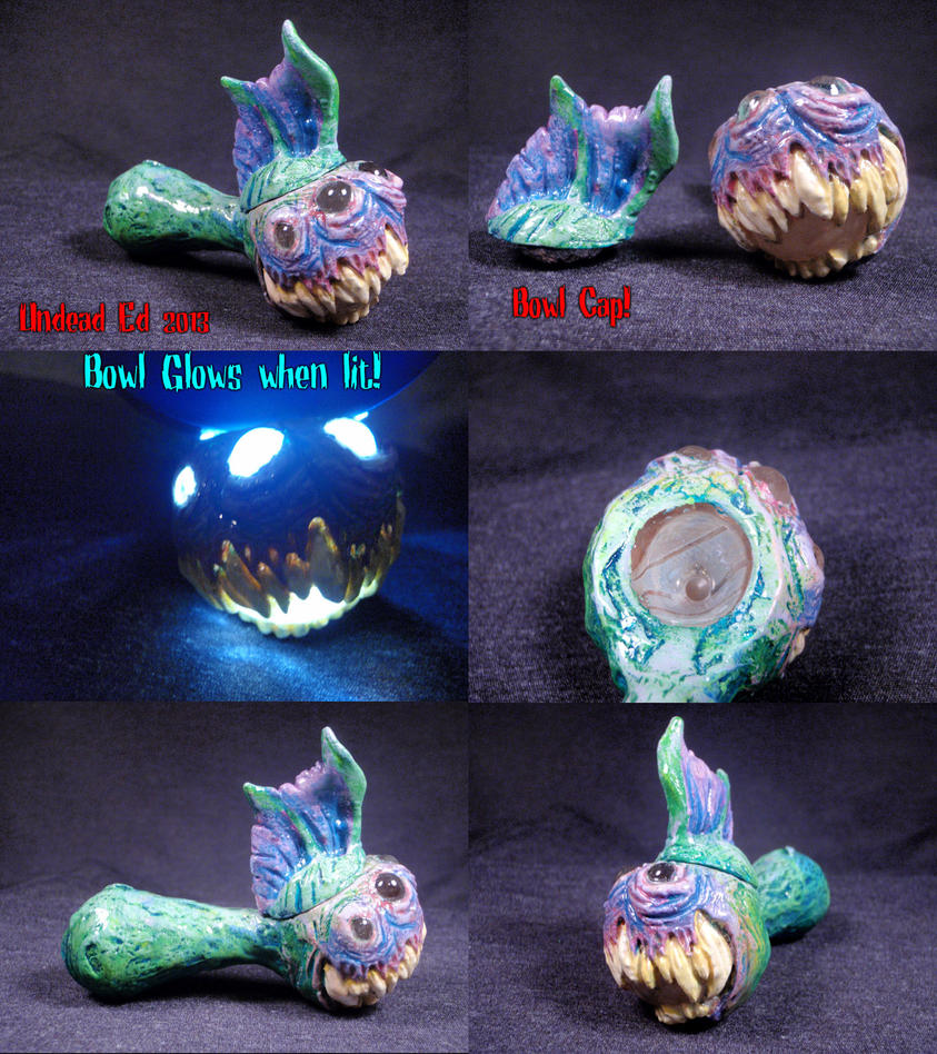 Amphibious Toxic Rot Converted Pipe by Undead-Art