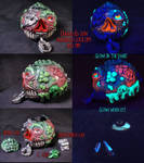 Madball Lock Lips ball Pipe By Undead Ed