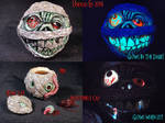 Madballs DustBrain Ball Pipe By Undead Ed 0
