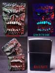 Marvel Zombies Hulk Zippo By Undead Ed
