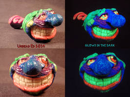 420 Wrecked Pipe By Undead Ed glows in the dark 1 by Undead-Art