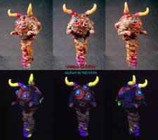 Clucky McDabber Dabber Collab by Kitty Piston and  by Undead-Art