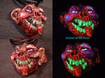 Zomboy Pendant by Undead Ed Glows in the Dark 2