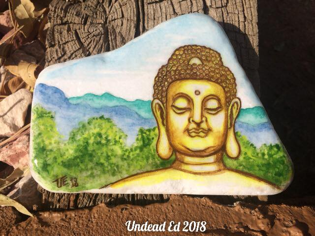 Buddha by Undead Ed by Undead-Art