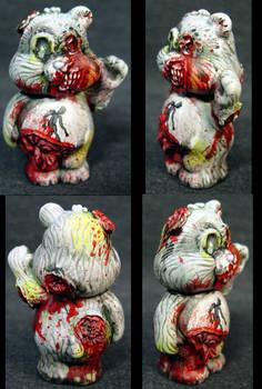 Killer Care Bear 'Zombie Bear'