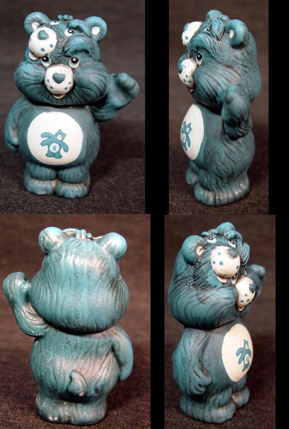 "Killer Care Bears ""Mutant"" by Undead-Art"