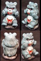 Killer Care Bear 'Vampire' by Undead-Art