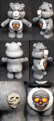 Killer Care Bears 'DEATH' by Undead-Art