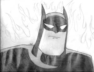 Batman the Animated Series scetch