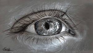 Colourless Eye