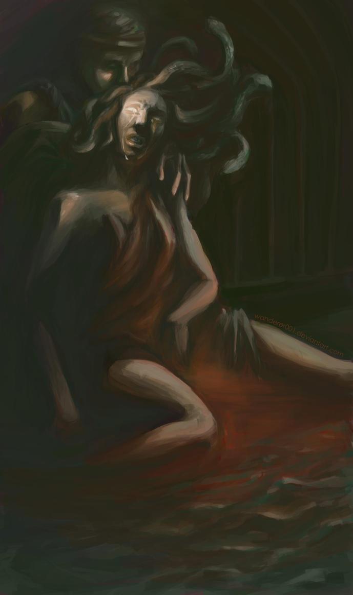 Medusa's Origin by Wanderer001