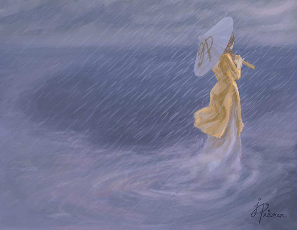 Rainy Day by Wanderer001