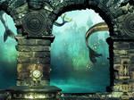 Mermaid Paradise by ThePredatorr