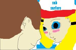 subway surferstricky x jakechapter onecrush by cxdlover