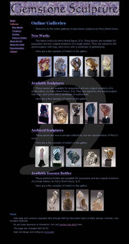 Sculpture Site, basic page