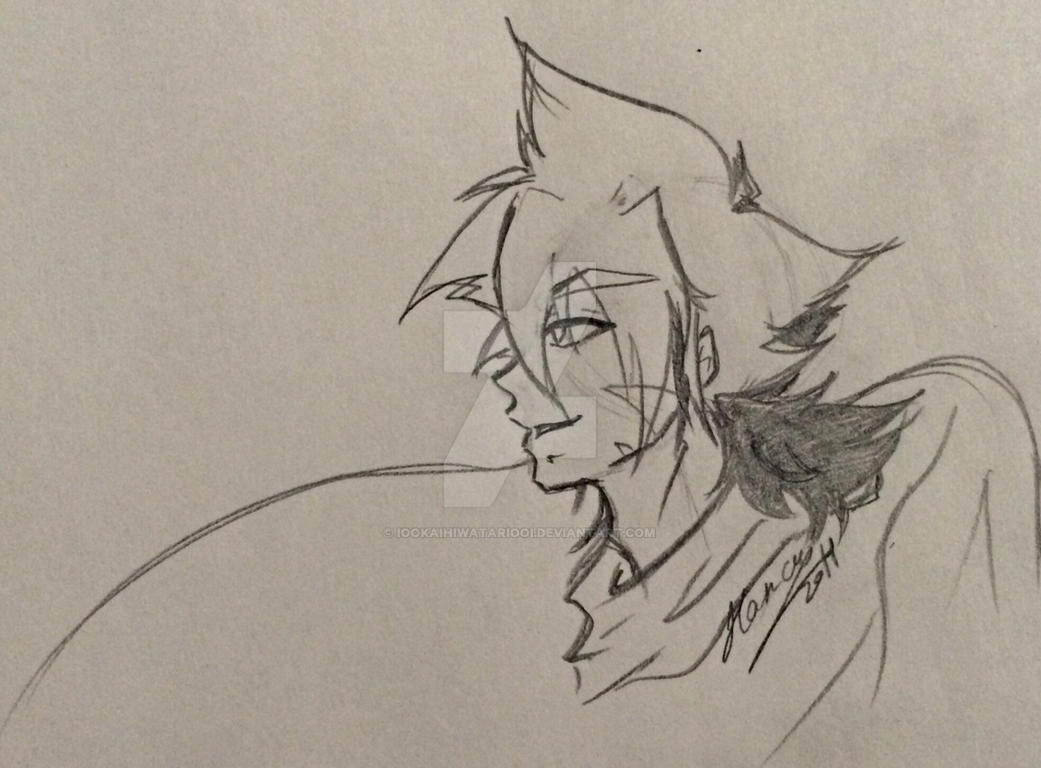 Kai : I Lied by IooKaiHiwatariooI